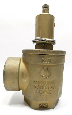 "GIACOMINI 12HO Adjustable 2-1/2"" Pressure Reducing Device Valve A101"