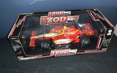 Helio Castroneves signed 2011 1/18 Shell Team Penske Indy 500 Diecast IndyCar