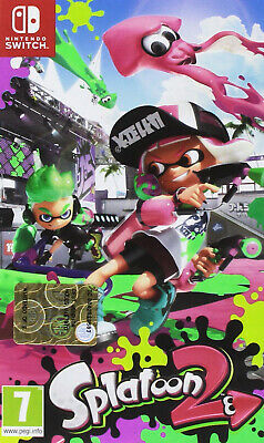 Nintendo Splatoon 2 Splatoon 2