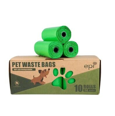 500 Eco Friendly Biodegradable Poo Bags.