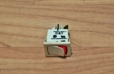 Magtag/Whirlpool Range Rocker Switch for Warming Center or Oven Light 74008717