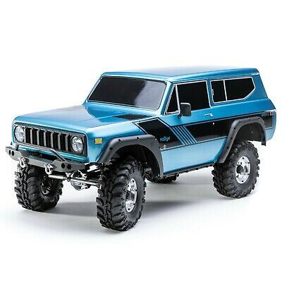 Redcat Racing Gen8 Scout II 1/10 Scale 4WD Brushed RC Crawler Blue BRAND NEW