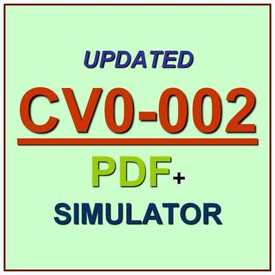 CompTIA Cloud+ Certification Test CV0-002 EXAM QA PDF+Simulator