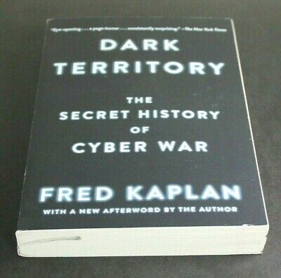 DARK TERRITORY by Fred Kaplan  [Paperback]  ^ NEW ^