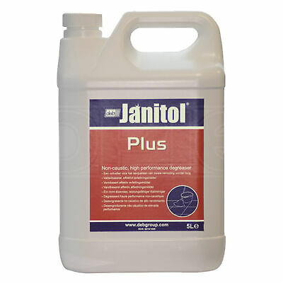 Janitol Plus Heavy Duty Surface Degreaser - 5 Litre 5L