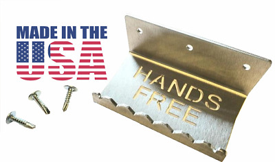 Hands Free Door Opener Foot Operated Stainless Steel Made In THE USA