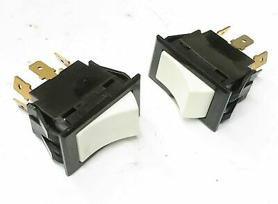 Cole Hersee Rocker Switch M-57006-07 [Lot of 2] NOS