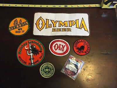 PUT ON SHIRT JACKET HAT BUDWEISER BOW TIE  BEER PATCH