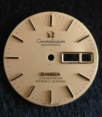Vintage Omega Constellation Chronometer certified dial For Parts