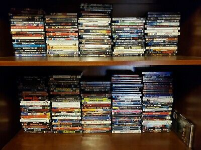 YOU PICK! (DVD or Blu ray) TITLES! $2.99 - $3.99  FLAT RATE SHIP $2.99