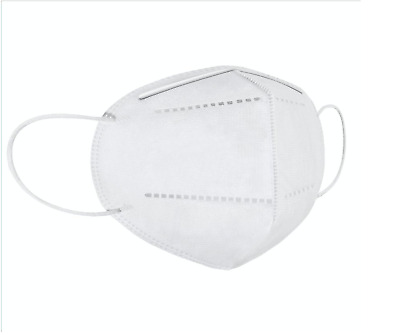 One Size Fit All KN95 Face Mask, Protective Mask Against Dust, Bacteria, Haze