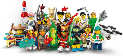 LEGO®  MINIFIGURES 71027 Series 20 Available NOW