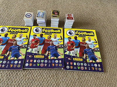 Panini 2020 Premier League Stickers. Just Choose Your Quantity! updated 27th May