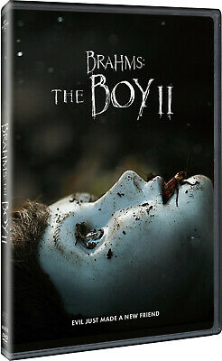Brahms: The Boy II DVD Katie Holmes Christopher Convery !
