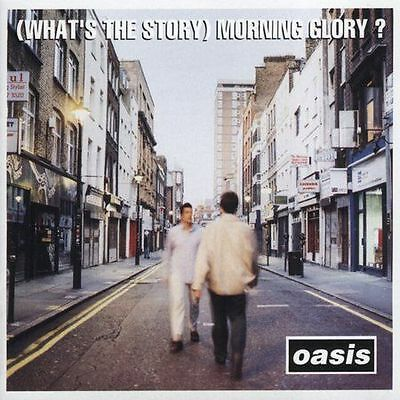 Oasis - What's the Story Morning Glory - Pre-Owned CD