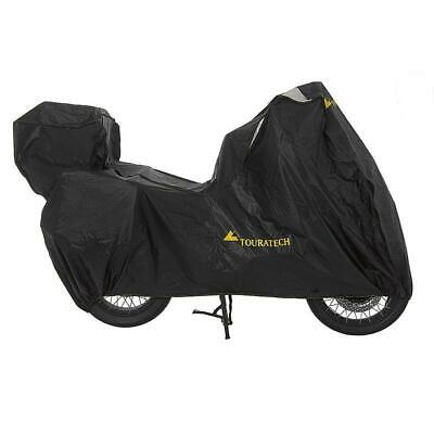 Touratech Outdoor Cover for Adventure bikes with Side Cases & Top Case