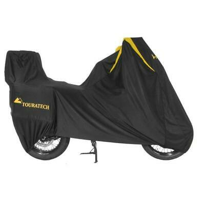 Touratech Indoor Soft Cover for Adventure bikes with Side Cases & Top Case