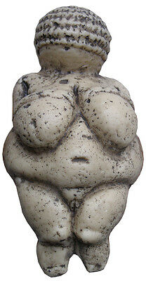 Venus from Willendorf (Austria) - Cast of resin with stand