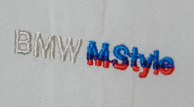 Bmw Overalls Vintage M Style Motorsport Team Race Jacket Trousers White Suit