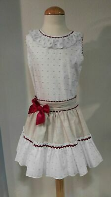 Conjunto Dolce Petitblouse And Skirt 4 Years