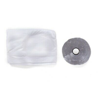 Window Sliding Door Seal Cloth with Adhesive Tape Air Locking For Portable Air C