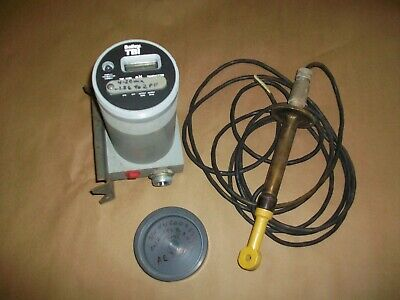 TBI Bailey Two Wire pH Transmitter & Sensor TB515   USED