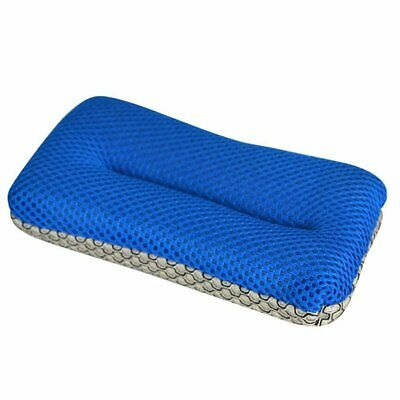 Car Cleaning Sponge Two Sided Microfiber Pad Mesh Bug Tar Glass Mirror Remover