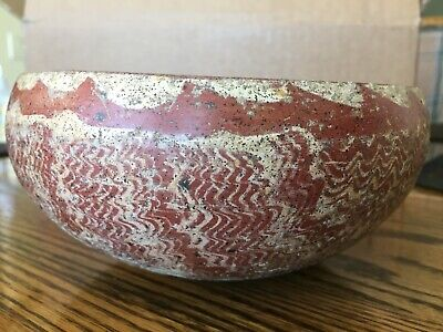 West Mexican Jalisco bowl, 200BCE to 200CE ($500 value).