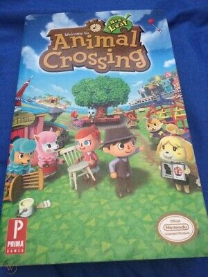 Animal crossing New Leaf Offical Game Guide PDF Prima