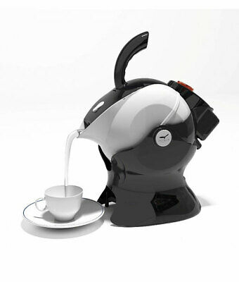 One Touch 'Uccello' Electric Kettle and Tipper 1.5 Litre