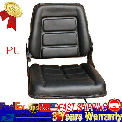 GOOD FORKLIFT SEAT For TOYOTA, Nissan Multi Founction Bobcat,Tractor Brand New