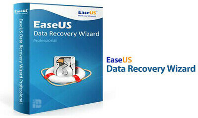 EaseUS Data Recovery Professional | 11.8 | Full Version | Lifetime License