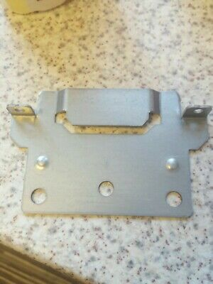 IKEA mounting plate bracket x 1 Hemnes Malm Brusali Bed with screws *NEW*