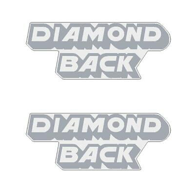 VISCOUNT REAR Diamond back PRISM Seat decal- Old school bmx