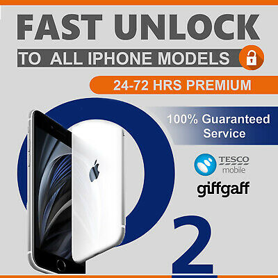Fast O2 Tesco unlock code for iPhone 11 pro,11pro max, X, XR,XS, 8,7, 6, 5 4s,4