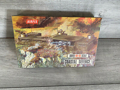 AIRFIX A05702 D-DAY COASTAL DEFENCE FORT WWII MODEL KIT ECHELLE 1:72 NEUF OVP