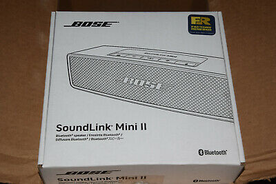 Bose SoundLink Mini II Bluetooth Wireless Speaker Limited Edition Black / Copper