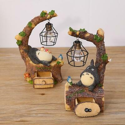 Cute LED Light Table Lamp My Neighbor Totoro Desk Lamp Home Room Decor Tooy