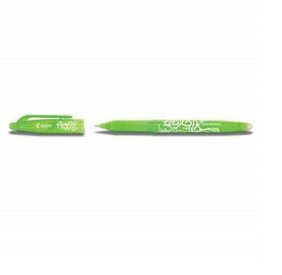 PENNA FRIXION BALL PILOT 0,7 cancellabile ricaricabile inchiostro verde light