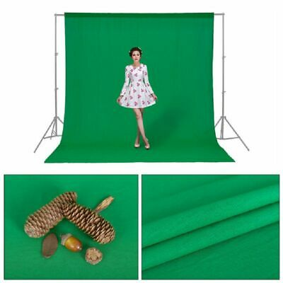 Green White Black Muslin Background Backdrop Screen Photography Photo Studio