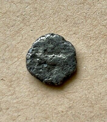 An Archaic Period Silver Obolos To Catalogue. Uncleaned With Natural Patina
