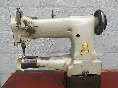 Industrial Sewing Machine Model Singer 153 K103 walking foot ,cylinder, Leather