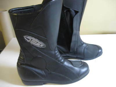 GMAX deluxe black riding boots - new size 42 - Size 8? -