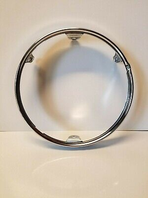 Triumph Bonneville 800//865 Replacement Headlight Rim Set New