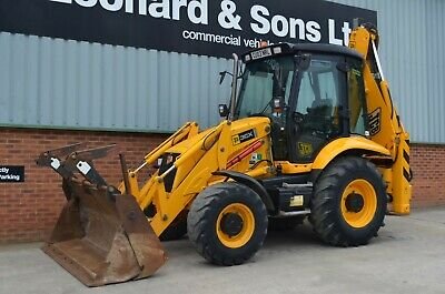 Jcb 3Cx Contractor Backhoe Loader / Year 2003 / Hours 4787