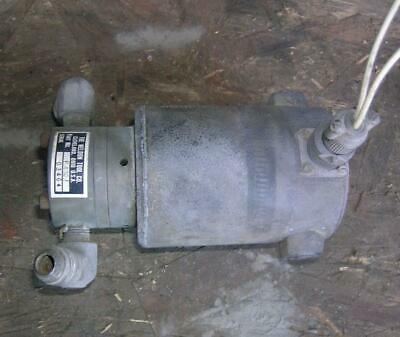 P400F, Weldon 24 VDC Centrifugal Pump