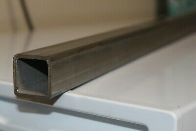 """Square Tubing, 304 Stainless, 1-1/4"""" x .120 wall , Sold by the Foot"""