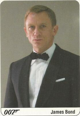 JAMES BOND ARCHIVES 2009 Quantum of Solace expansion card 190