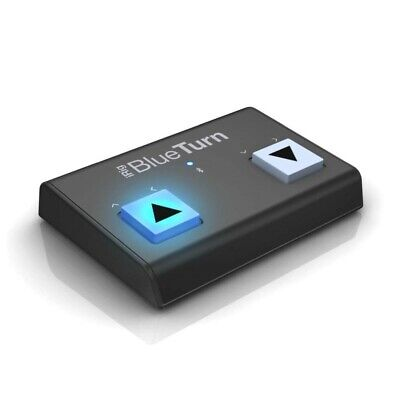 IK Multimedia Irig Blueturn - Spins Pages Bluetooth for IPHONE IPAD Mac/Androi