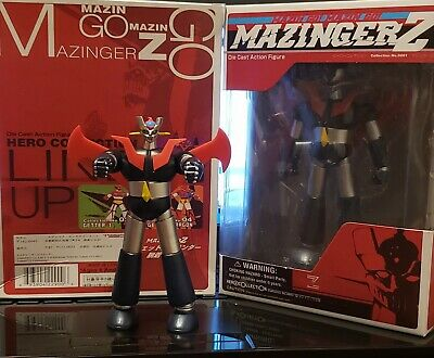 Mazinger Z 5.5 Inches Pvc Die Cast Hero Collection Action Figure New In Box